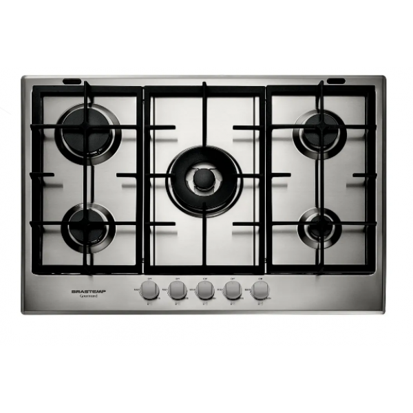 Cooktop Brastemp Gourmand 75cm