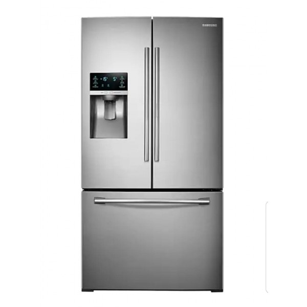 Geladeira Samsung French Door Food Showcase Inox 665L com tecnologia Twin Cooling Plus™