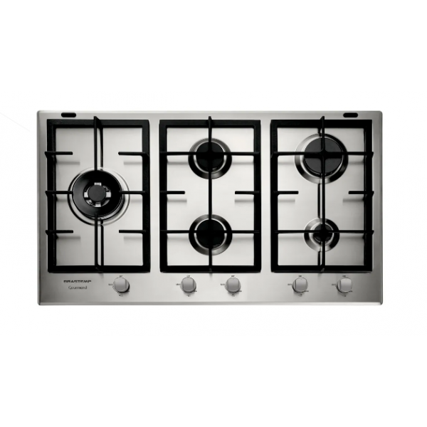 Cooktop Brastemp Gourmand 90cm