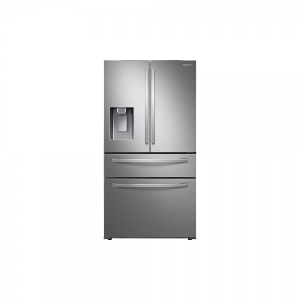 Refrigerador Samsung French Door com Food Showcase e gaveta FlexZone 501 L