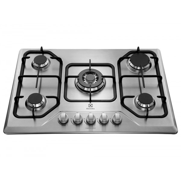 Cooktop Electrolux a Gás 75cm Inox
